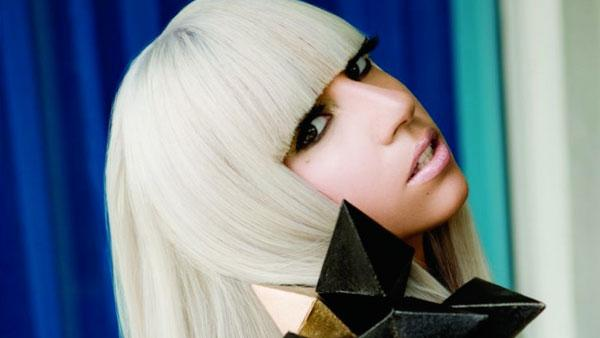 Lady Gaga in a promotional photo from her official website. - Provided courtesy of Photo courtesy of ladygaga.com