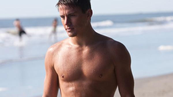 Channing Tatum in a still from the 2010 film Dear John. - Provided courtesy of Screen Gems/Scott Garfield