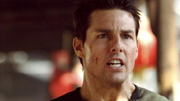 Tom Cruise appears in a scene from the 2006 movie Mission Impossible 3. - Provided courtesy of Paramount Pictures