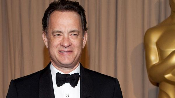 Two-time Academy Award-winning actor Tom Hanks (pictured) will present at the 83rd Academy Awards ceremony. - Provided courtesy of John Farrell / A.M.P.A.S.