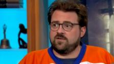 Kevin Smith appears on HLNs Joy Behar Show on Feb. 8, 2011. - Provided courtesy of HLN / Turner Broadcasting