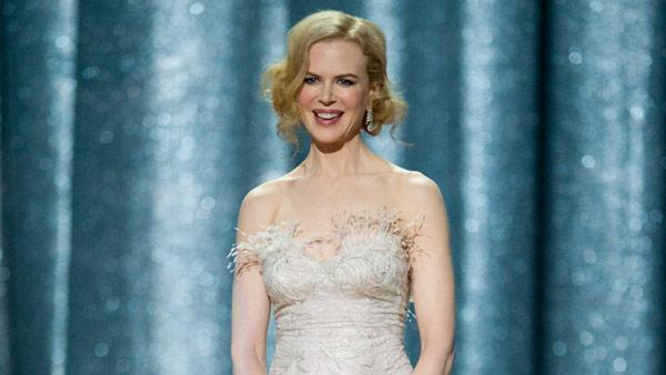 Nicole Kidman in a photo from the Academy Awards ceremony on Ferbruary 22, 2009. - Provided courtesy of Michael Yada / A.M.P.A.S.