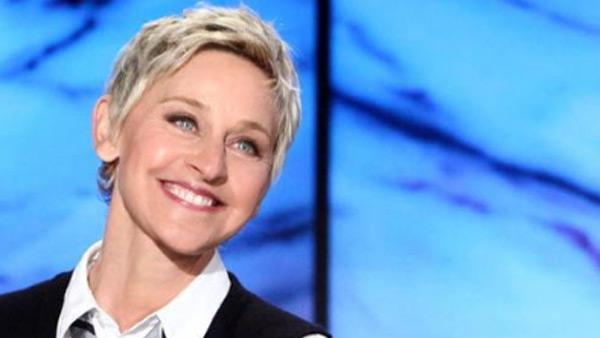 Ellen DeGeneres appears in a photo posted on her Twitter page. - Provided courtesy of twitter.com/THEELLENSHOW