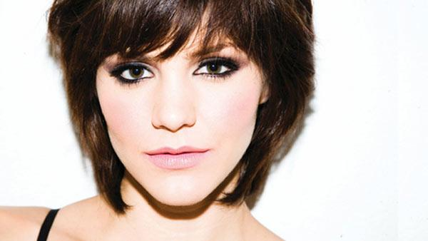 Katharine McPhee  in an undated photo from her official Twitter page. - Provided courtesy of Twitter.com/katharinemcphee