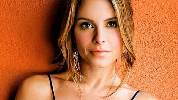 Maria Menounos appears in a photo posted on her official Facebook page. - Provided courtesy of Facebook.com/mariamenounos