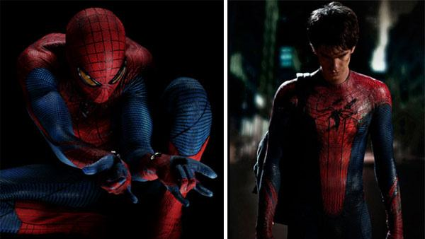 Andrew Garfield appears as Spider-Man in a photo released by Columbia Pictures on Jan. 13, 2011. - Provided courtesy of Columbia Pictures