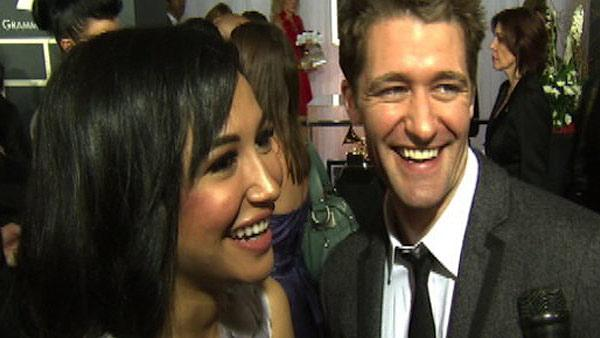 Matthew Morrison, Naya Rivera talk 'Glee'