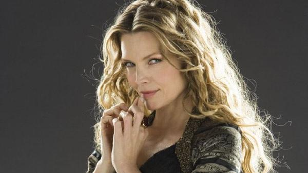 Michelle Pfeiffer appears in a promotional photo for the 2007 movie Stardust. - Provided courtesy of Paramount Pictures