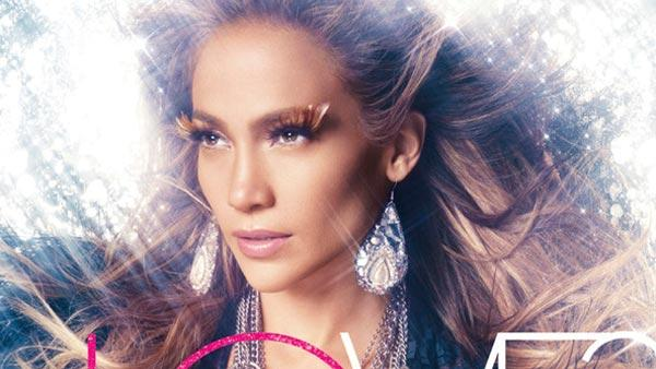 Jennifer Lopez appears on the cover of her seventh studio album, Love?, set for release on March 29, 2011. - Provided courtesy of Island Records