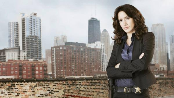 Jennifer Beals in a promotional still for the 2011 show Chicago Code. - Provided courtesy of Fox