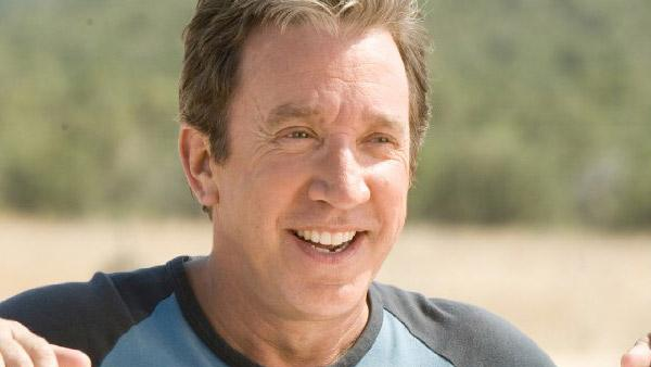 Tim Allen in a still from his 2010 film, Wild Hogs. - Provided courtesy of Touchstone Pictures/Lorey Sebastian