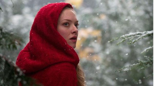 Amanda Seyfried in a scene from Red Riding Hood. - Provided courtesy of Warner Bros. Entertainment / Kimberly French