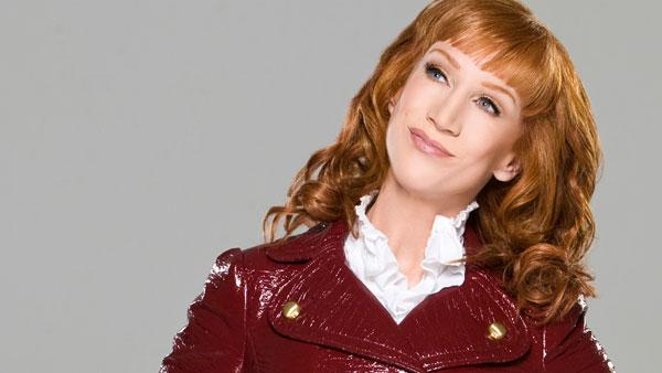 Kathy Griffin in a 2010 promotional still from her show My Life on the D List. - Provided courtesy of Bravo