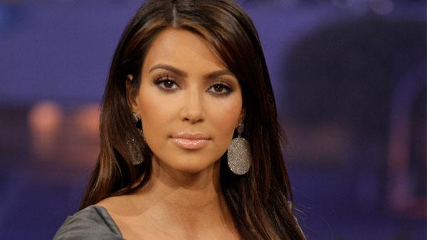 Kim Kardashian in a still form her Tonight Show appearance on August 31, 2010. - Provided courtesy of NBC
