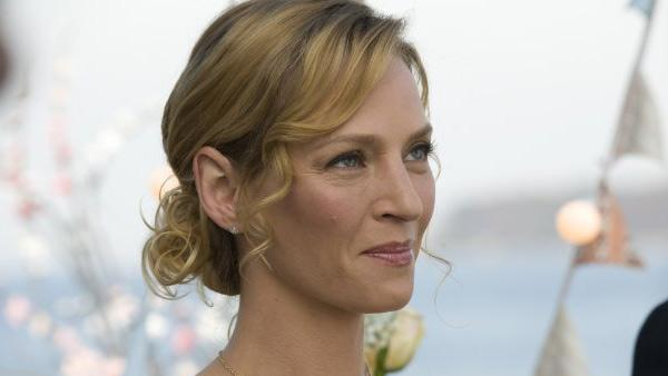 Uma Thurman in a still from her 2010 film, The Ceremony. - Provided courtesy of Photo courtesy of Magnolia Pictures