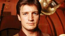 Nathan Fillion in an undated promotional photo for Firefly. - Provided courtesy of Photo courtesy of 20th Century Fox
