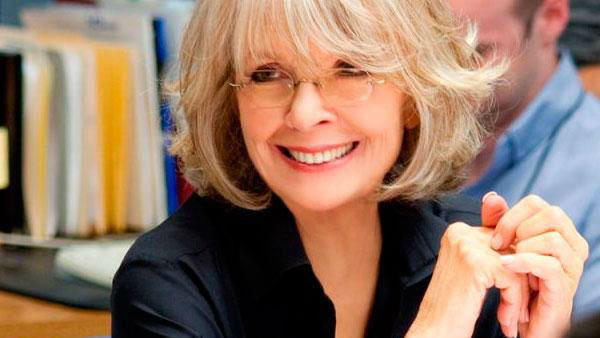 Diane Keaton appears in a scene from the 2010...