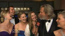 Actor Jeff Bridges reports for OTRC after the 83rd Academy Award. - Provided courtesy of KABC