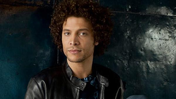 Justin Guarini appears in a promotional photo on his website. - Provided courtesy of justinguarini.com