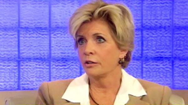 Meredith Baxter appears on the Today Show on Tuesday March 1, 2011. - Provided courtesy of NBC