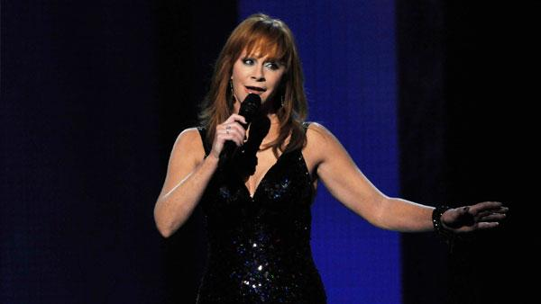 Reba McEntire appears at The 44th Annual CMA Awards on November 10, 2010. - Provided courtesy of ABC / KATHERINE BOMBOY