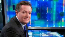 Piers Morgan appears in a 2011 promotional still from his show Piers Morgan Tonight. - Provided courtesy of CNN