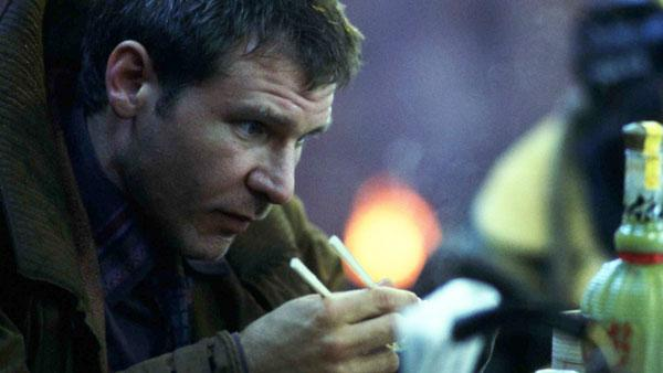 Harrison Ford appears in a scene from the 1982 film Blade Runner. - Provided courtesy of Warner Bros. Pictures
