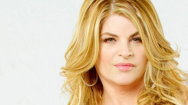 kirstie alley dancing with stars pics. Kirstie Alley appears in a