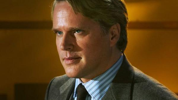 Cary Elwes appears in a still from his 2010 film, Saw 3D: The Final Chapter. - Provided courtesy of Photo courtesy of Lionsgate