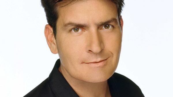 Charlie Sheen in a still from his CBS show, Two and a Half Men. - Provided courtesy of Photo courtesy of CBS