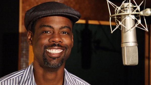 Chris Rock in a promotional still for the 2007 film Bee Movie. - Provided courtesy of DreamWorks Animation