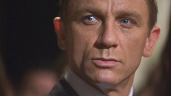 Daniel Craig in a still from his 2008 film, Quantum of Solace. - Provided courtesy of MGM