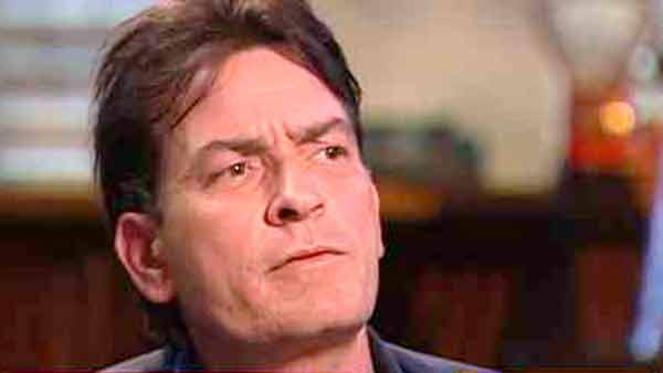 Charlie Sheen appears on ABC's '20/20' on March 1, 2011.