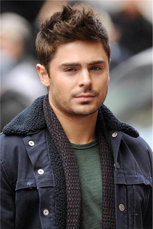 "<div class=""meta ""><span class=""caption-text "">Zac Efron appears on the set of the R-rated film 'That Awkward Moment' (previously titled 'Are We Officially Dating?') in New York on Dec. 20, 2012. (Bill Davila / Startraksphoto.com)</span></div>"