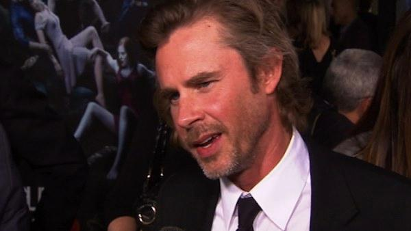 Pictured: Sam Trammell speaks to OnTheRedCarpet.com in June 2010 at the premiere of True Bloods third season. - Provided courtesy of OTRC