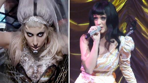 Lady Gaga Born This Way Music Video Stills. Lady Gaga appears in her music