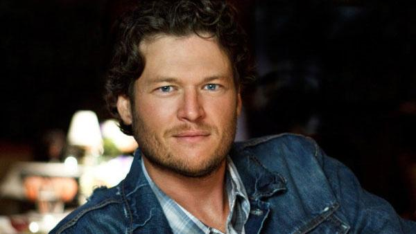 Blake Shelton in a 2011 promotional photo for The Voice. - Provided courtesy of WMG
