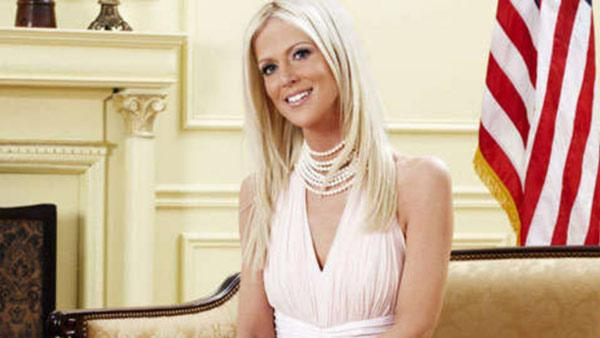 Michaele Salahi appear in a promotional photo for The Real Housewives of D.C. - Provided courtesy of Bravo