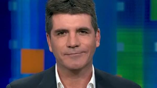 Simon Cowell appears on CNNs Piers Morgan Tonight in a March 14, 2011 interview. - Provided courtesy of CNN / Turner Broadcasting