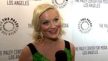 Amy Poehler talks to OnTheRedCarpet.com at a Paleyfest event on March 9, 2011. - Provided courtesy of KABC / OTRC