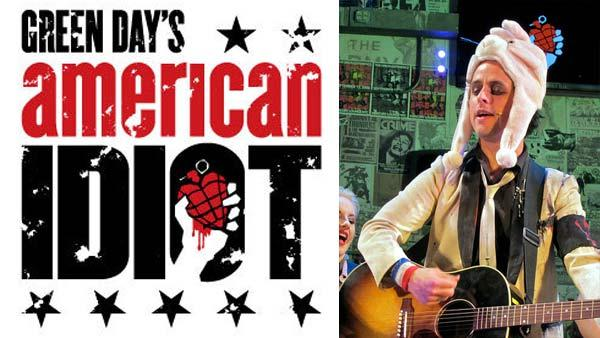 Billie Joe Armstrong performs in American Idiot on Broadway on Jan. 20, 2011. - Provided courtesy of flickr.com/photos/21745169@N05/
