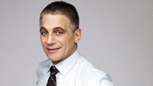 Tony Danza appears in a promotional photo for his show Teach: Tony Danza. - Provided courtesy of A&ampE