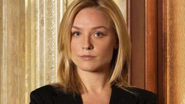 Elisabeth Rohm appears in a promotional photo for the NBC series Law and Order. - Provided courtesy of NBC
