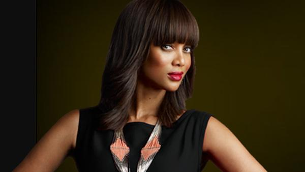 Tyra Banks appears in a promotional photo on her website TypeF.com. - Provided courtesy of TypeF.com / Demand Media