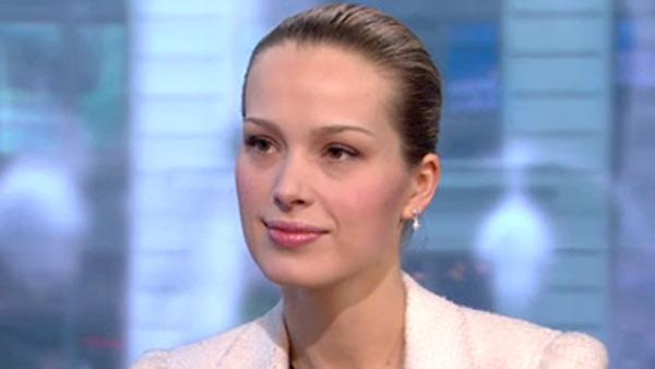 Petra Nemcova appears on Good Morning America on March 14, 2011. - Provided courtesy of ABC