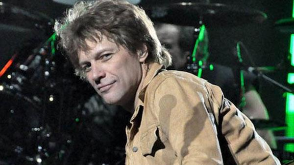 Jon Bon Jovi appears in concert in Montreal, CA on Feb. 19, 2011. - Provided courtesy of facebook.com/BonJovi