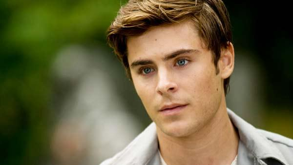 Zac Efron in a still from his 2010 film, Charlie St. Cloud. - Provided courtesy of Universal Pictures