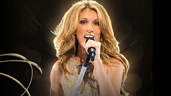 Celine Dion appears in a promotional photo for her new three-year Caesars Palace concert residency, which begins on March 15, 2011. - Provided courtesy of celineinvegas.com