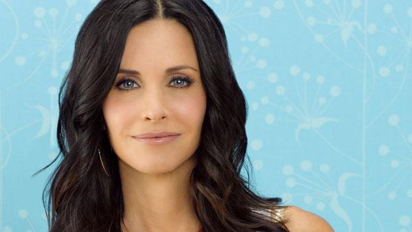 Courteney Cox in a promotional still for Cougar Town - Provided courtesy of ABC