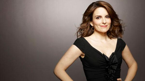 Tina Fey in a 30 Rock promotional photo. - Provided courtesy of NBC / Fox